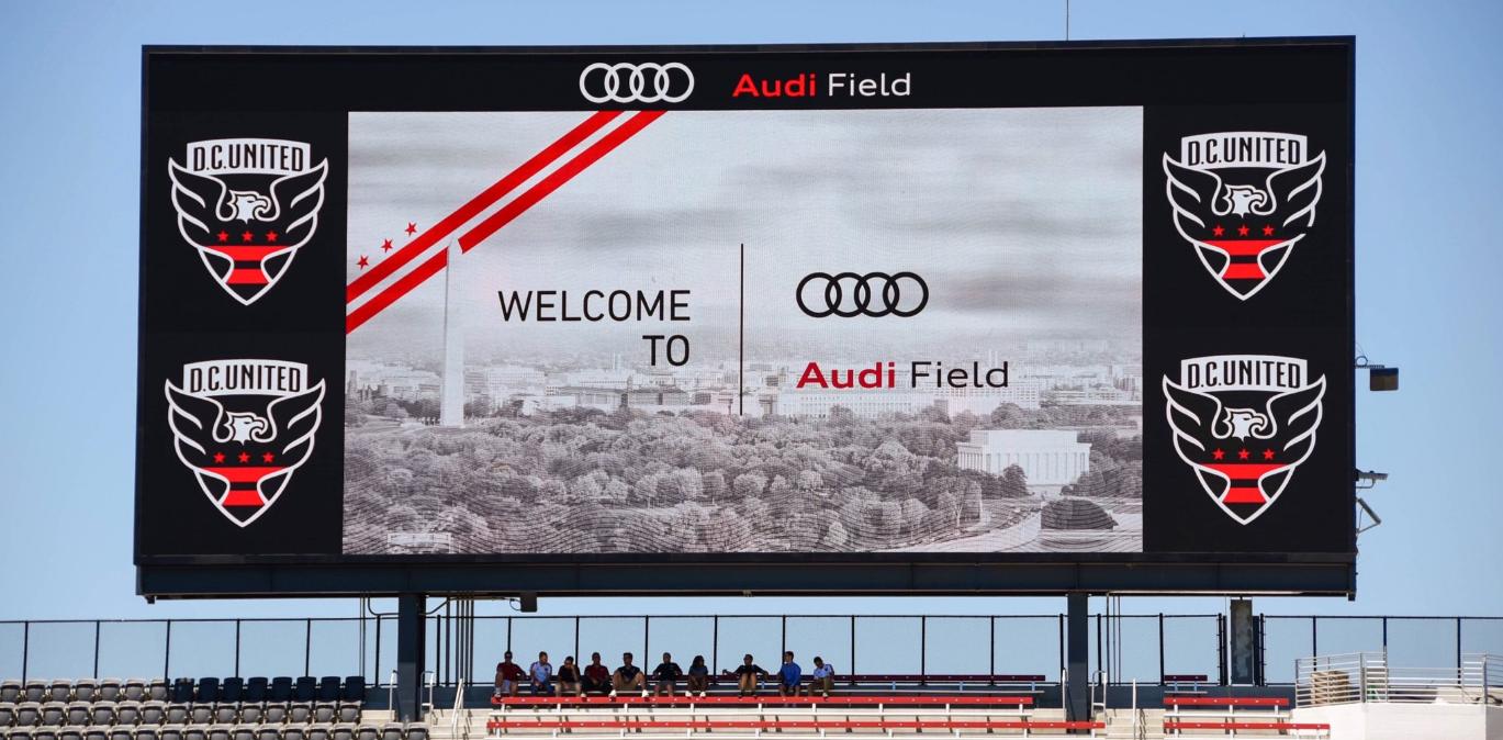 Audi Field 5